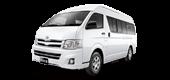 Sewa Mobil dan Mini Bus Pariwisata HIACE Jakarta