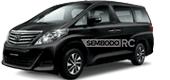 Sewa mobil ALPHARD/VELLFIRE Jakarta