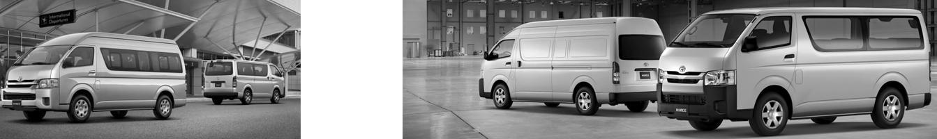 Rental Promo Toyota HIACE