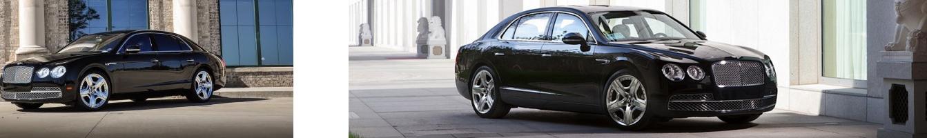 Rental Promo Bentley Flying Spur