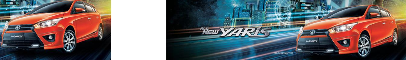 Rental Promo Toyota Yaris