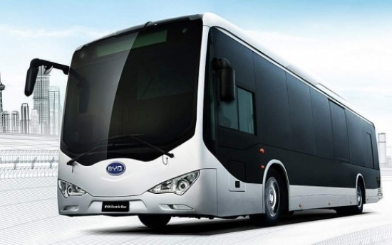 Sewa INDUSTRI KENDARAAN : Grup Bakrie Mulai Garap Bus Listrik