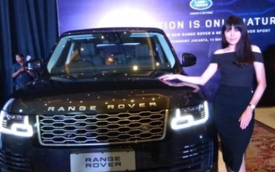 Sewa Range Rover Facelift Mengaspal di Indonesia