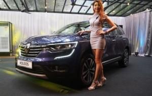 Mobil Pengantin SUV Mewah Renault All New Koleos Sapa Indonesia