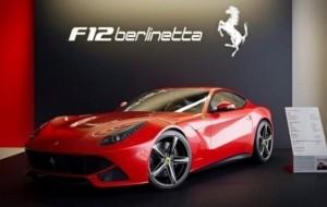 Mobil Pengantin Versi Terbaru Ferrari F12 Berlinetta Terlihat Sedang Diuji Di Jalanan