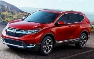 Mobil Pengantin 9 SUV Lakukan Uji Tabrak, Honda CR-V Masih Jadi yang Paling Aman
