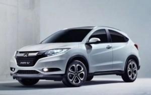 Mobil Pengantin Tampang Baru Honda HR-V Facelift, Pesaing Toyota C-HR