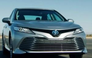 Mobil Pengantin Buat Camry Baru, Toyota Investasi Lebih dari Rp 17 Triliun