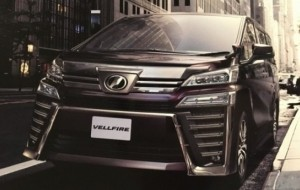 Mobil Pengantin Dampingi Alphard, Toyota Vellfire Facelift Segera Meluncur
