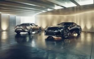 Mobil Pengantin Lexus LC F Bersiap, Bakal Bermesin V8 Twin Turbo 621 Horsepower