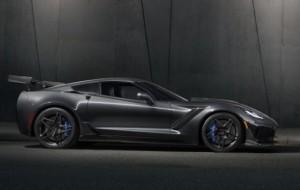 Mobil Pengantin Lama Dinanti, Corvette ZR1 2019 Resmi Meluncur