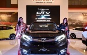 Desain Tajam dan Dinamis, Ini Sederet Fitur Canggih All-new Honda CR-V Hybrid