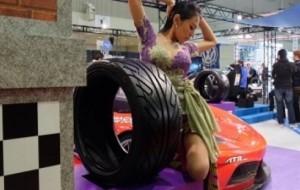 Mobil Pengantin ATR Radial Bawa 'Om Telolet Om' ke Tokyo Auto Salon 2017