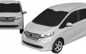 Mobil Pengantin Desain Paten MPV Honda Freed 2016