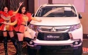 Mobil Pengantin Mitsubishi Andalkan Pameran dan Mall buat Jualan