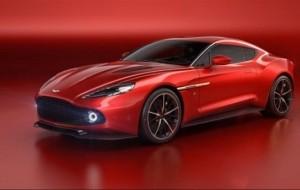 Mobil Pengantin Aston Martin Vanquish S Lebih Murah dari Ferrari F12