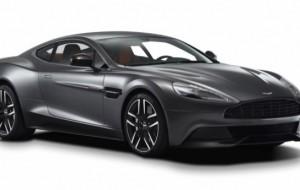 Mobil Pengantin elang Akhir Produksi, Aston Martin Bikin Vanquish Edisi Perpisahan