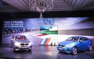 Mobil Pengantin BMW Luncurkan Edisi Khusus X5M Dan X6M