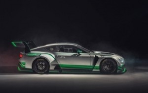 Mobil Pengantin Bentley Continental GT3 Baru Tampil Menawan dan Agresif