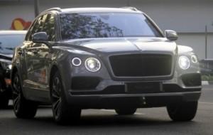 Mobil Pengantin Mobil SUV Mewah Bentley Bentayga V8 4.0L Resmi Masuk Indonesia