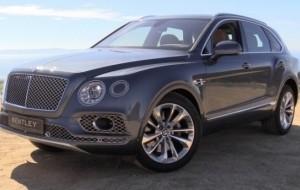 Mobil Pengantin Bentley Bentayga di Indonesia Paling Murah Rp 10 Miliar
