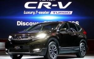 Mobil Pengantin All New Honda CR-V Paling Laris Di IIMS 2017