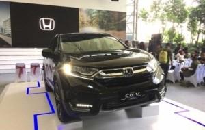 Mobil Pengantin Honda CR-V Turbo Melompat Cukup Jauh Dari Pendahulunya