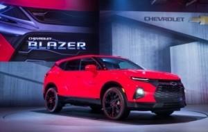 Mobil Pengantin Reinkarnasi Chevrolet Blazer Setelah 13 Tahun, Jadi Crossover Kekinian