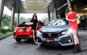Mobil Pengantin Civic Turbo Hatchback Sudah 1.000 Mobil di Indonesia
