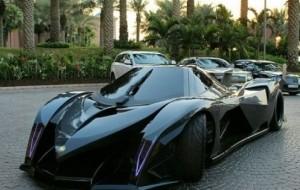 """Mobil Pengantin Edan! Begini Wujud Nyata """"Hypercar"""" Devel Sixteen 5000 Hp"""