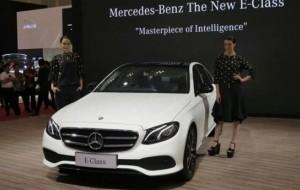 Mobil Pengantin Mercedes-Benz Bawa 7 Mobil Baru Ke GIIAS 2016