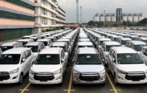 Mobil Pengantin Penjualan Mobil Di Tanah Air Tahun 2017 Dikuasai 5 Merek Ini