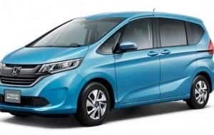 Mobil Pengantin 2 Model Honda Freed Terbaru, Pesaing Toyota Sienta
