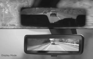Mobil Pengantin Ikut Tren Masa Depan, Kaca Spion Juga Berteknologi Hybrid
