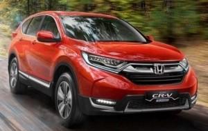 Mobil Pengantin Honda CR-V Turbo Mobil Terbaik 2017 Pilihan Pewarta Otomotif