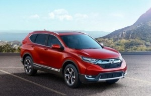 Mobil Pengantin Generasi Kelima Honda CR-V Akhirnya Pakai Turbo