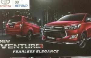 Mobil Pengantin Toyota Sebut Banderol Innova Venturer Tidak Lebih dari Rp 500jt