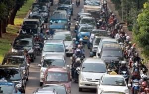 Mobil Pengantin Uji Coba Sistem Ganjil-Genap di Jakarta  Mulai 20 Juli 2016