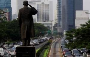 Mobil Pengantin Indonesia merupakan Negara Termacet Kedua Dunia