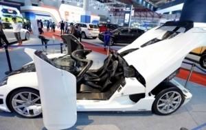 Mobil Pengantin IIMS 2017 Hadirkan Salah Satu Mobil Termahal Dunia, Koenigsegg CCX