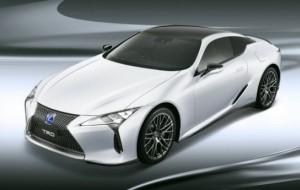 Mobil Pengantin Perkuat Tampilan Sporti, Lexus Bubuhi LC Dengan Paket TRD