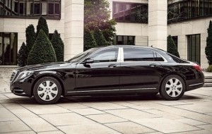 Mobil Pengantin Inden Mercedes Raja Salman Bisa Sampai Setahun