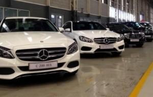 Mobil Pengantin Penjualan Tiga Merek Mobil Mewah Tumbuh