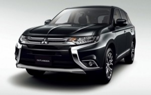 Mobil Pengantin Mitsubishi Resmi Rilis Outlander PHEV Juro ke Publik