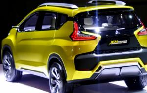 Mobil Pengantin Mitsubishi XM Concept Hadir di Mall Central Park