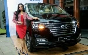 Mobil Pengantin Hyundai Perkenalkan H-1 Baru dengan Banyak Perubahan
