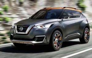Mobil Pengantin Nissan Juke Baru Siap Masuk Pasar Tahun 2017