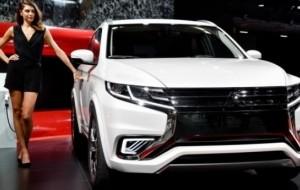 Mobil Pengantin Mitsubishi Nilai Teknologi Hibrida Paling Tepat Untuk Diterapkan di Indonesia