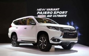 Mobil Pengantin 5 Fakta Menarik Mitsubishi Pajero Sport
