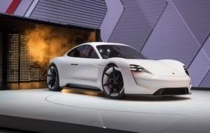 Mobil Pengantin Mobil Listrik Sport Pertama Porsche Setara dengan 590 dk